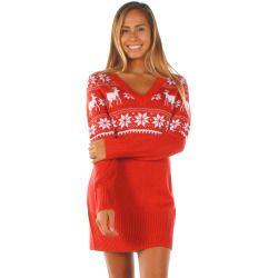 17++ Women christmas sweater dress info