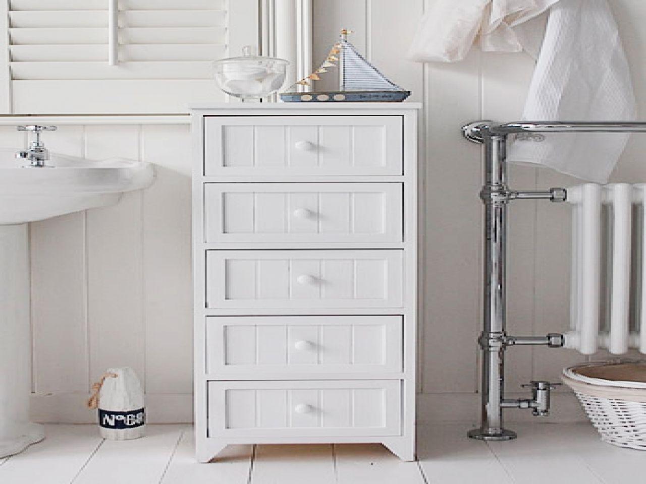 Bathroom Floor Cabinet Small Kleine Badezimmerschranke