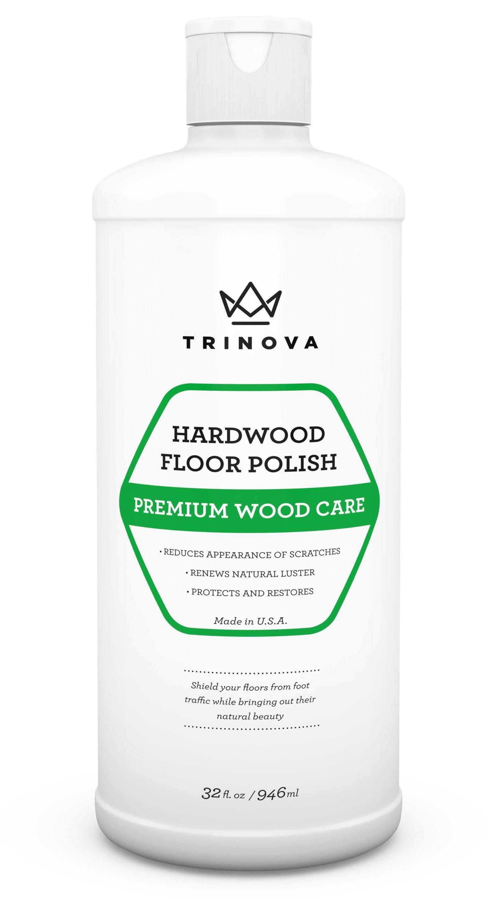 TriNova® Hardwood Floor Polish and Restorer DISCONTINUED