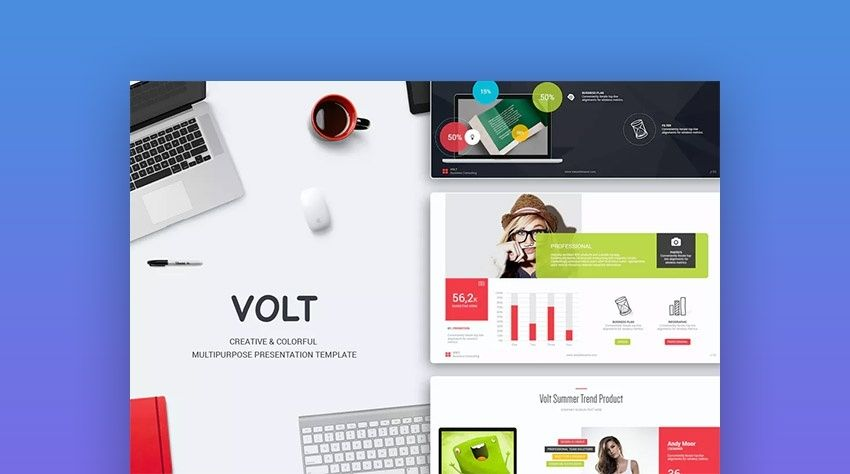 17 Best Powerpoint Template Designs For 2017 With Creative
