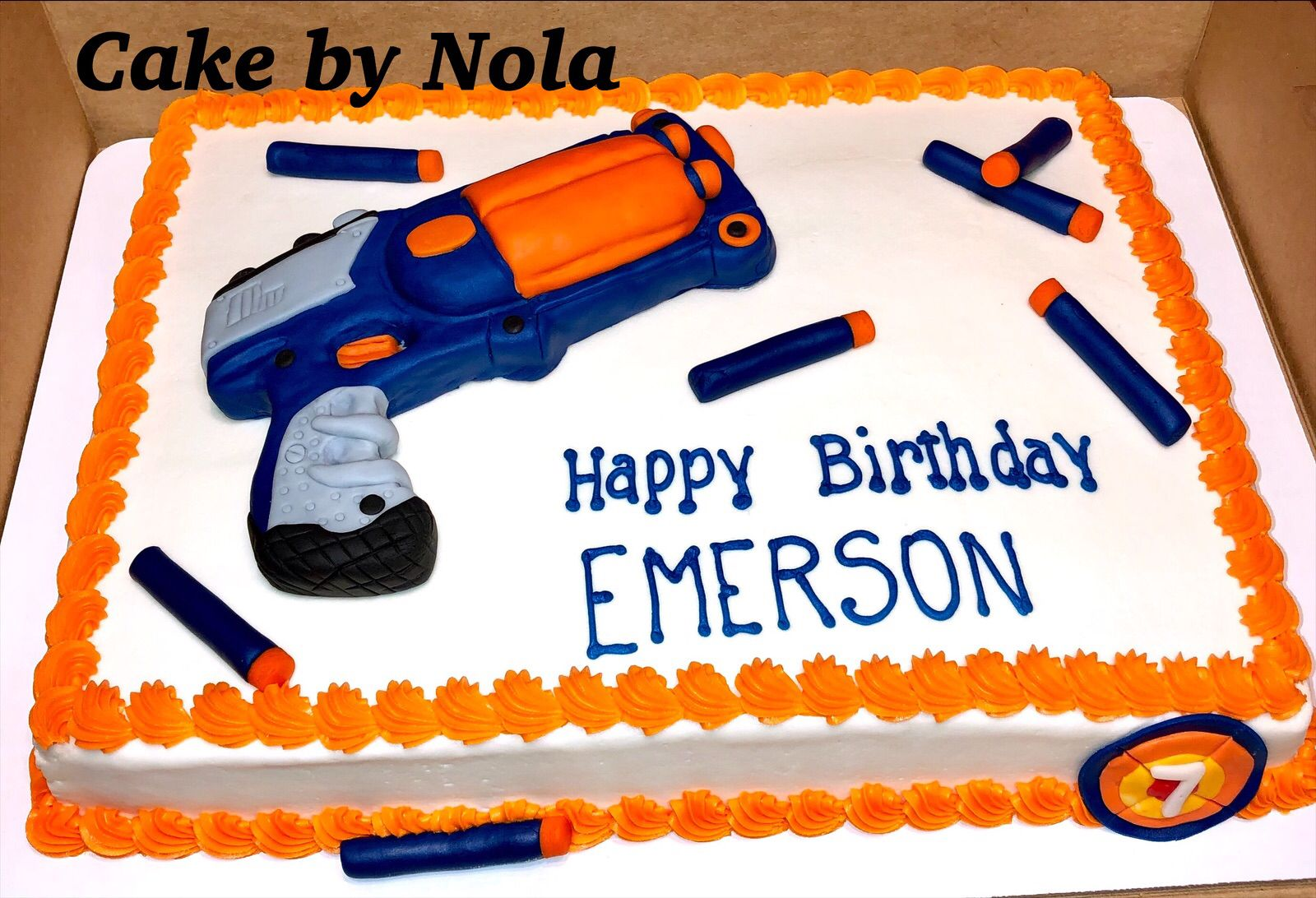 Pin On Cakes Cookies And Cupcakes By Nola
