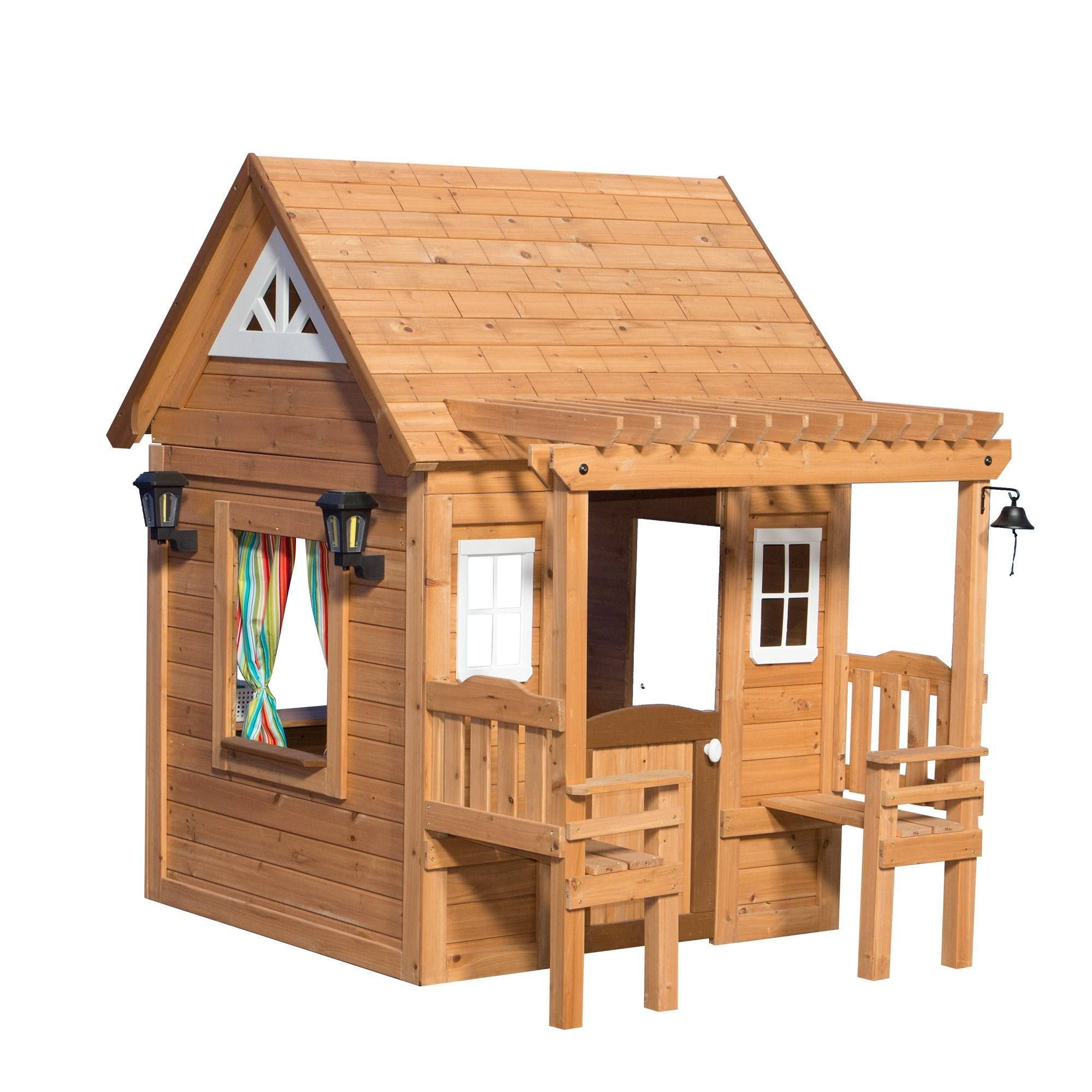 Cascade Playhouse In 2019 Crafts Playhouse Outdoor Cedar