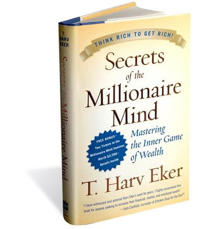 """Harv Eker is the real deal. I co work with people that know him and I got to see him in action the other day.  With just one of his principles I have money left over every month almost regardless if the income increases or not. How crazy is that? Get """"Secrets of the Millionaire Mind"""". It works people..  (:  (PS! There's noting wrong with the link, it's safe to choose: """"Continue to Link"""")"""