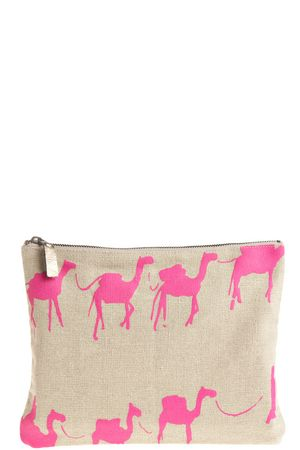 pink camels go marching by