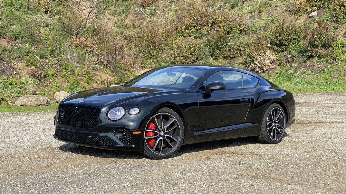 2020 Bentley In 2020 Bentley Continental Gt Bentley Bentley