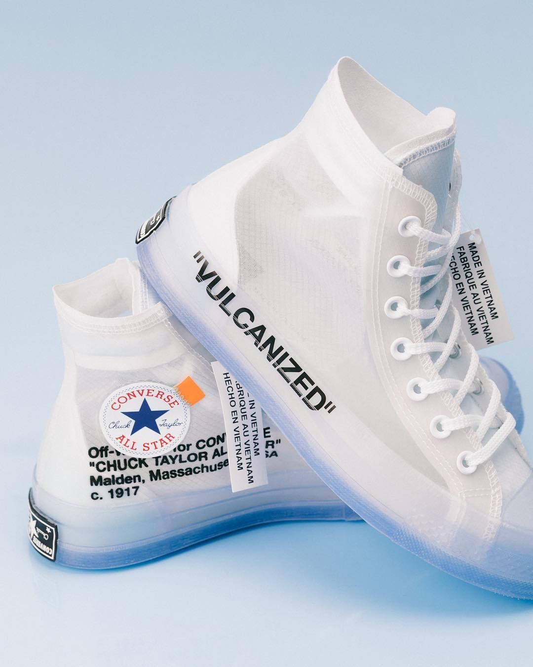 x Converse Chuck Taylor. Get yours