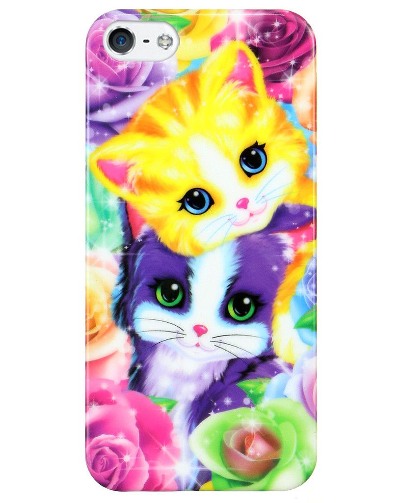 LISA FRANK IPHONE 5 CASES