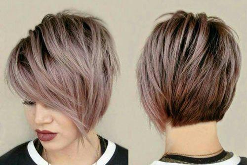 Tagli di capelli medi primavera 2018