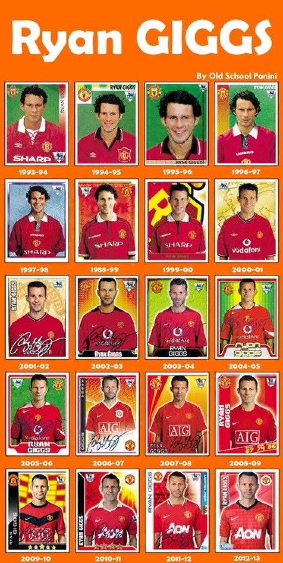 Huffpost Is Now A Part Of Verizon Media Ryan Giggs Manchester United Legends The Unit