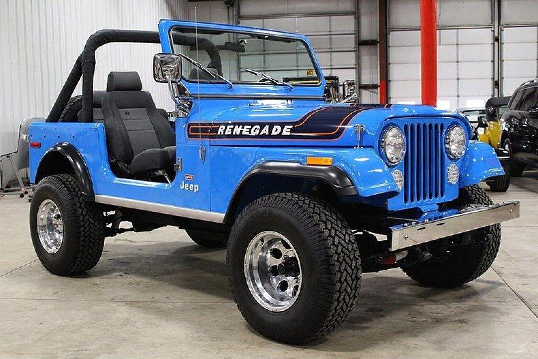 1976 Jeep Cj 7 For Sale Near Grand Rapids Michigan 49512 Classics On Autotrader Jeep Cj Jeep Jeep Cj7
