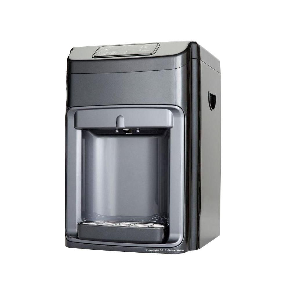 Global Water G5 Series Counter Top Water Cooler With Filtration