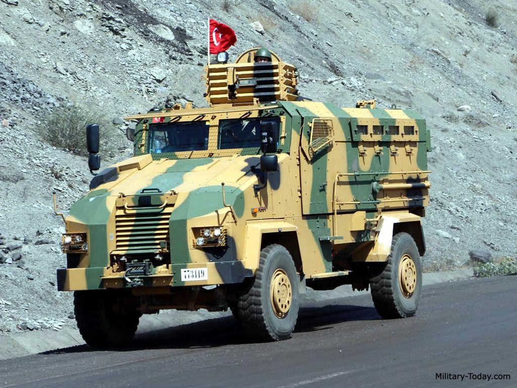 Bmc Kirpi Turkish Invasion Of Syria Askeri Ordu Tank