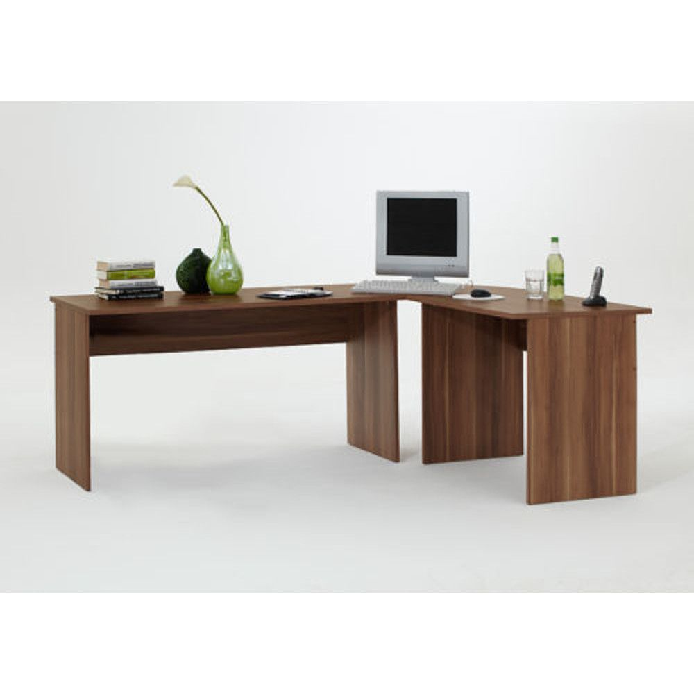 Ordinaire 99+ Walnut Corner Computer Desk   Contemporary Home Office Furniture Check  More At Http: