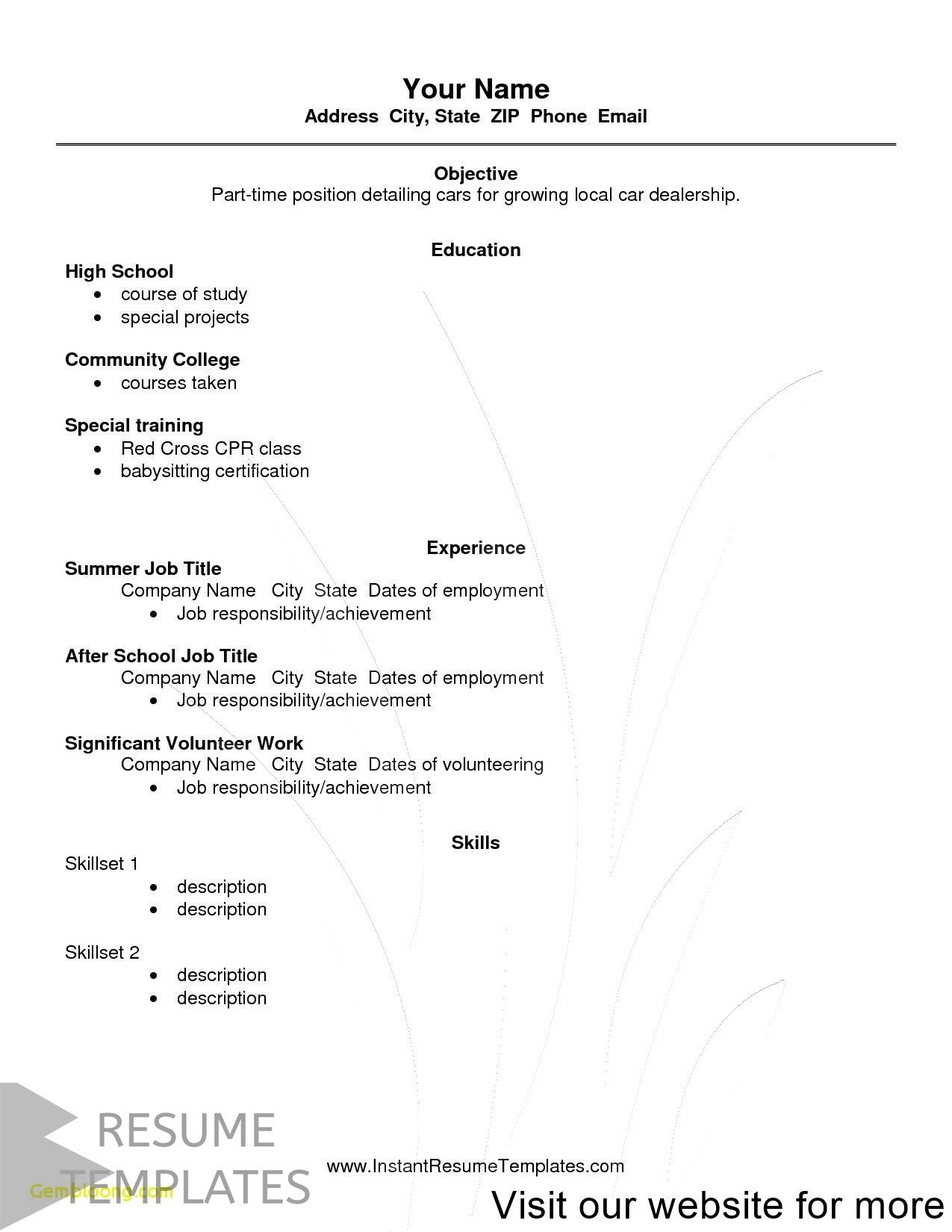 creative resume template free in 2020 Education resume