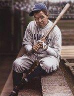 Babe Ruth at UrbanLoftArt.com
