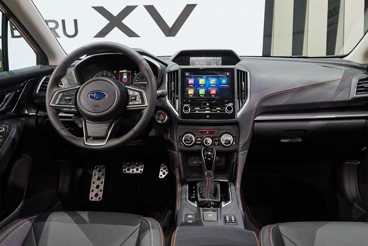Subaru XV 20182019 3rd Generation Crossover (With
