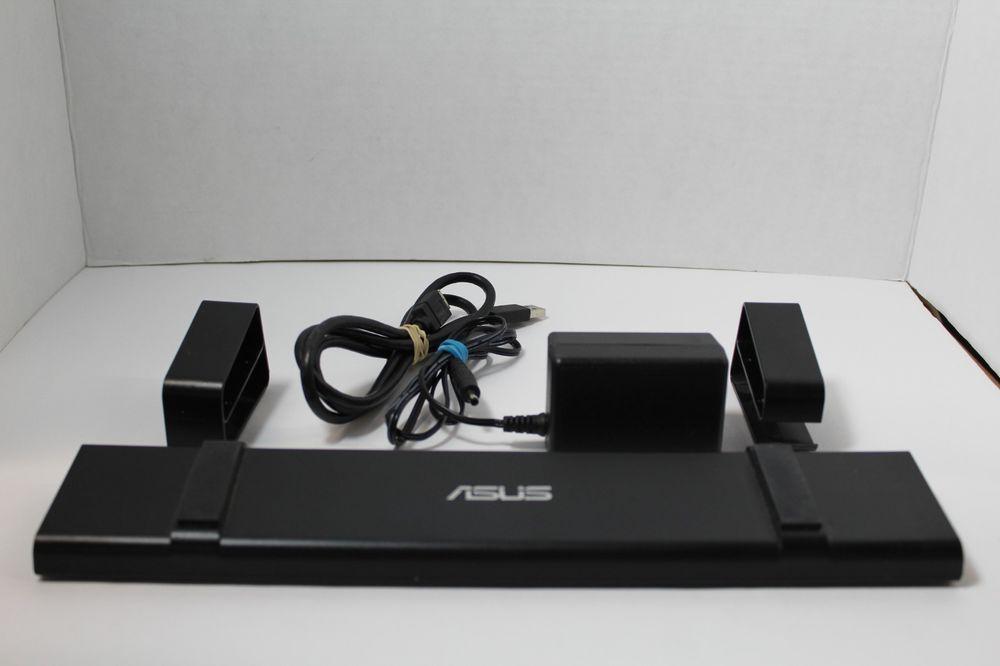 Details about ASUS USB 3.0 HZ-1 Laptop Notebook Docking Station USB ... 8b47ef4564