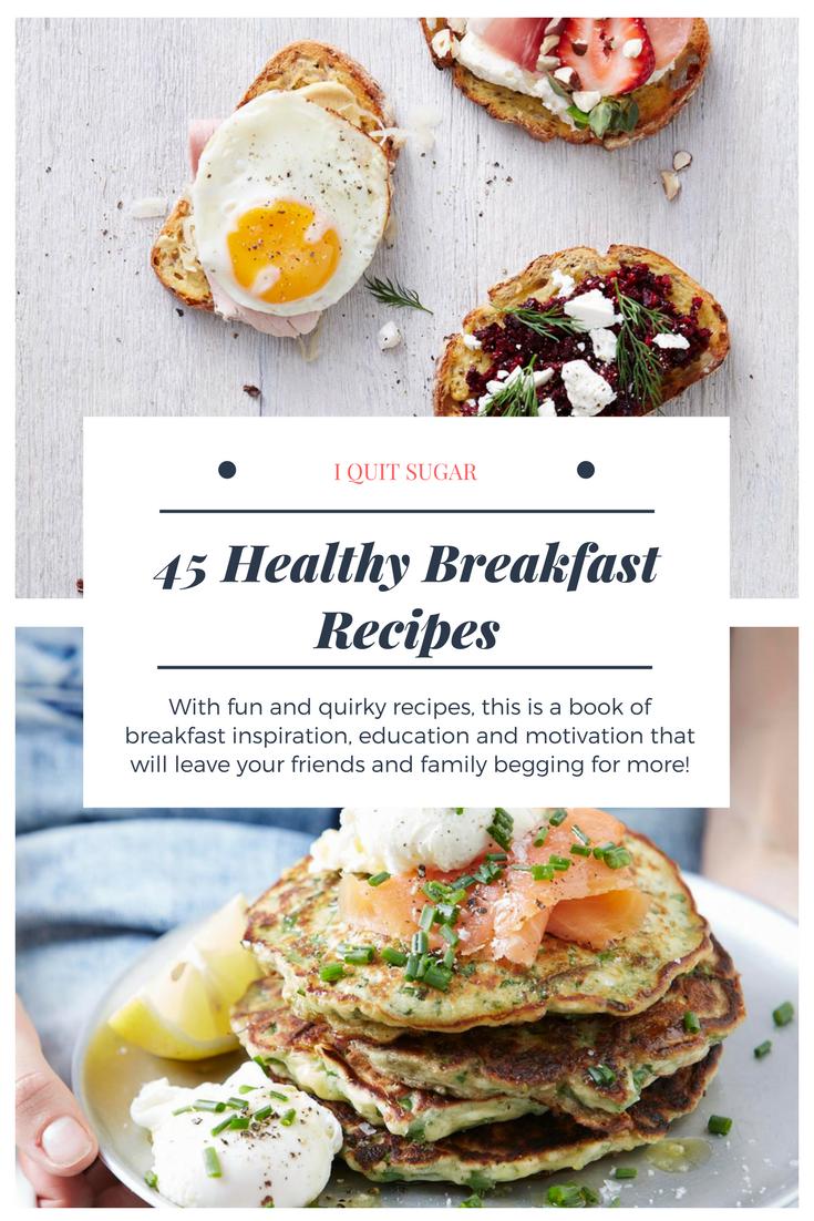 Pin By Susan On I Quit Sugar Breakfast Breakfast Recipes Healthy