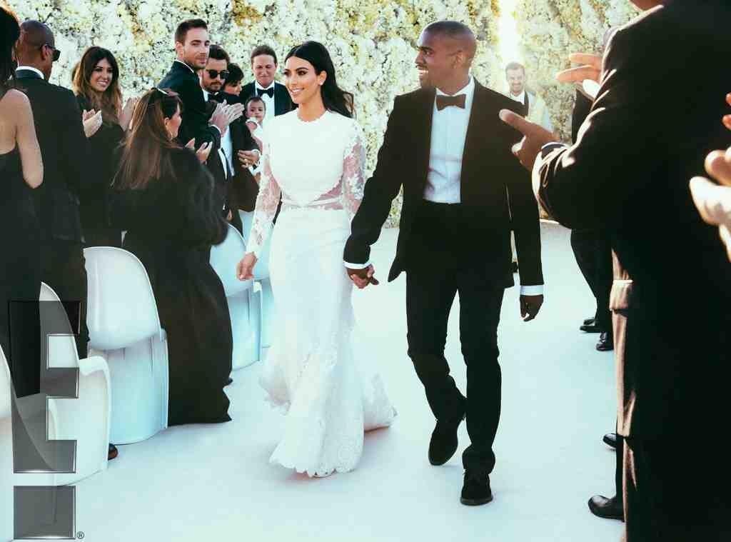 Kim Kardashian Second Wedding Dress Kardashian Wedding Kim