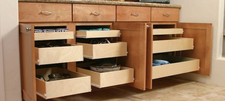 Pull Out Shelf Company