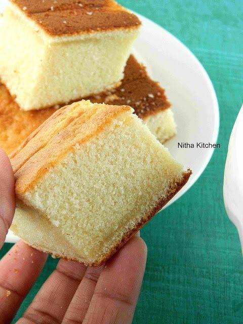 Recipes for hot milk cake