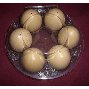 Clear Plastic Round 7 Egg Cartons W Free Shipping Egg Carton Eggs Carton