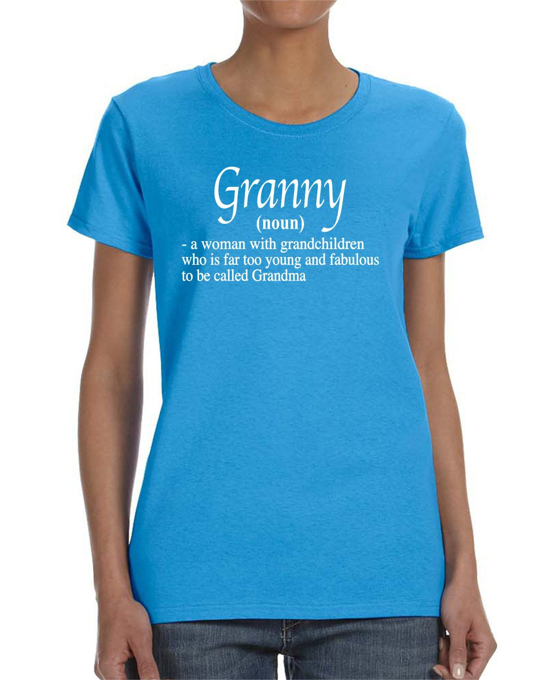 56964a3a7 Grammy Women T-shirt - Grammy Shirt - Gift for Grammy by WildWindApparel on  Etsy