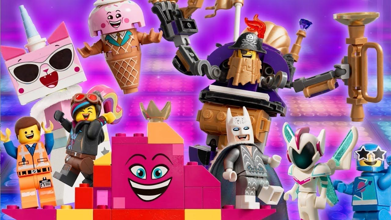 The Lego Movie 2 The Second Part The Song That Will Get Stuck