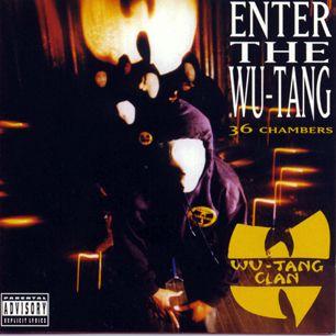 Enter The Wu Tang 36 Chambers Wu Tang Clan Album Wu Tang Clan Cream Wu Tang 36 Chambers