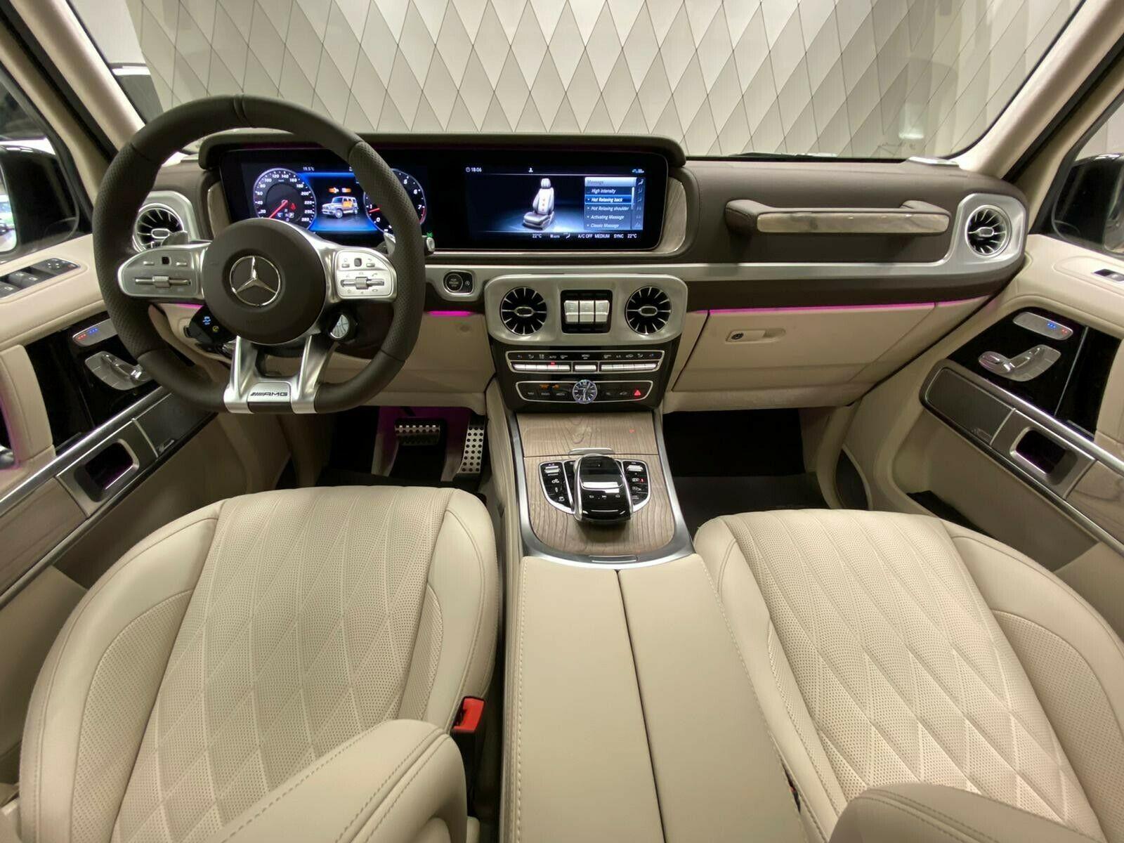 Photo of 2020 Mercedes-Benz G63 AMG – Luxury Cars Hamburg – Germany