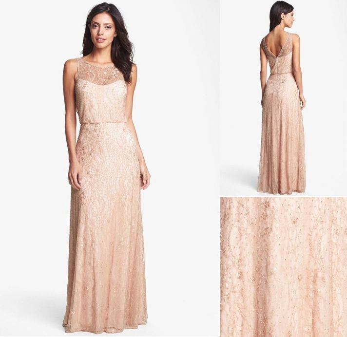 rose gold bridesmaid dresses - Yahoo Search Results | My future ...