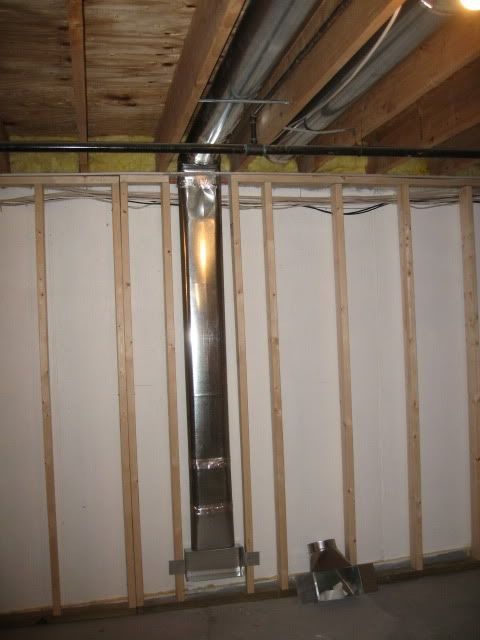 Image result for wall stack duct | Bay View Drive House ...