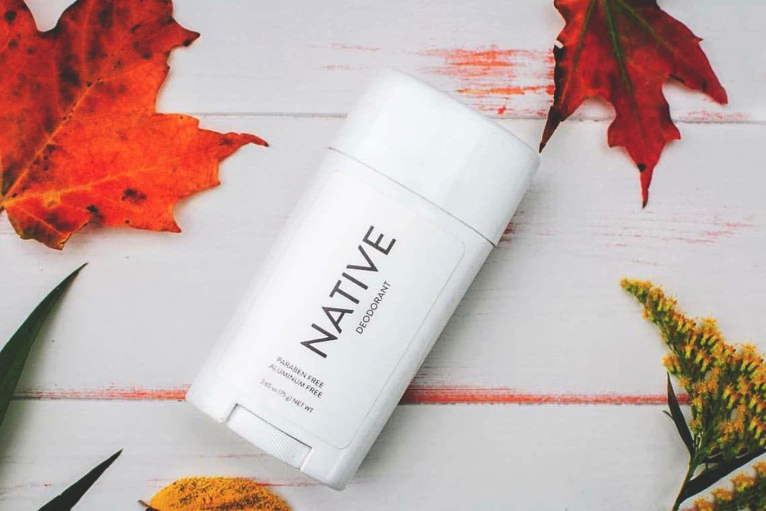P G Acquired Natural Deodorant Brand Native Mindbodygreen Native Deodorant Natural Deodorant Brands Deodorant