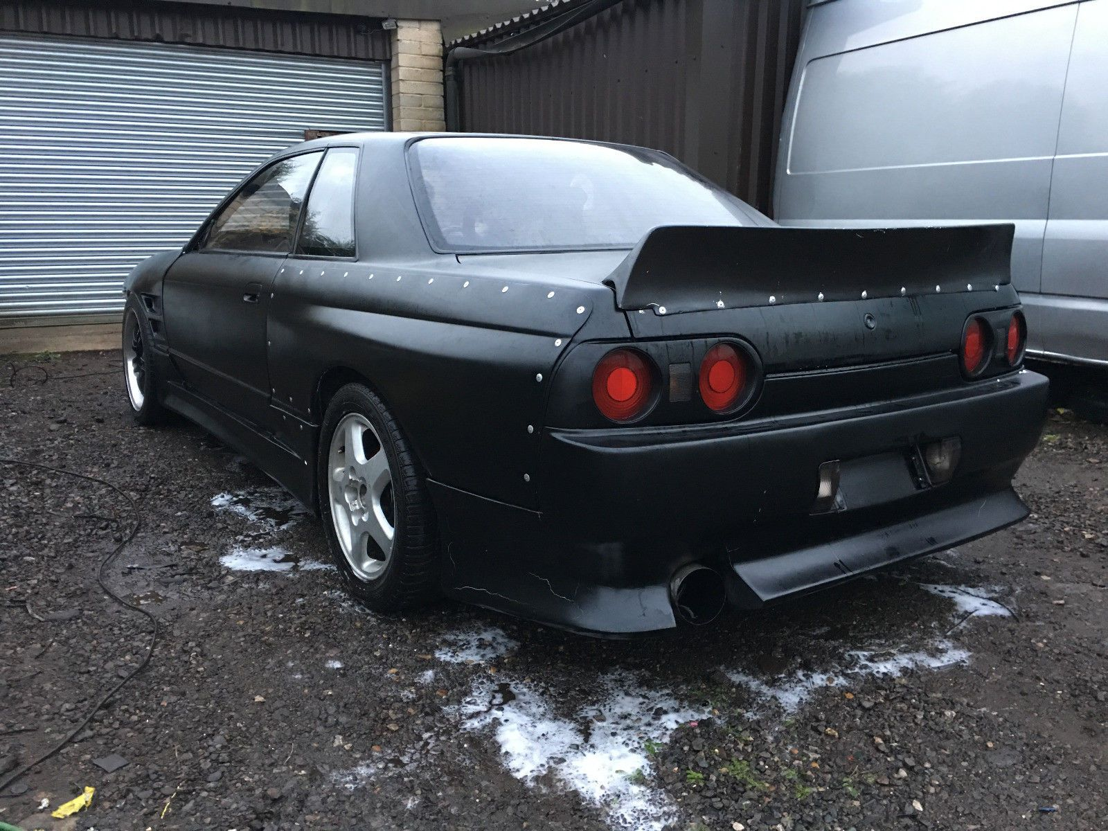 Looking for a nissan skyline r32 gtst rb20det un finished project