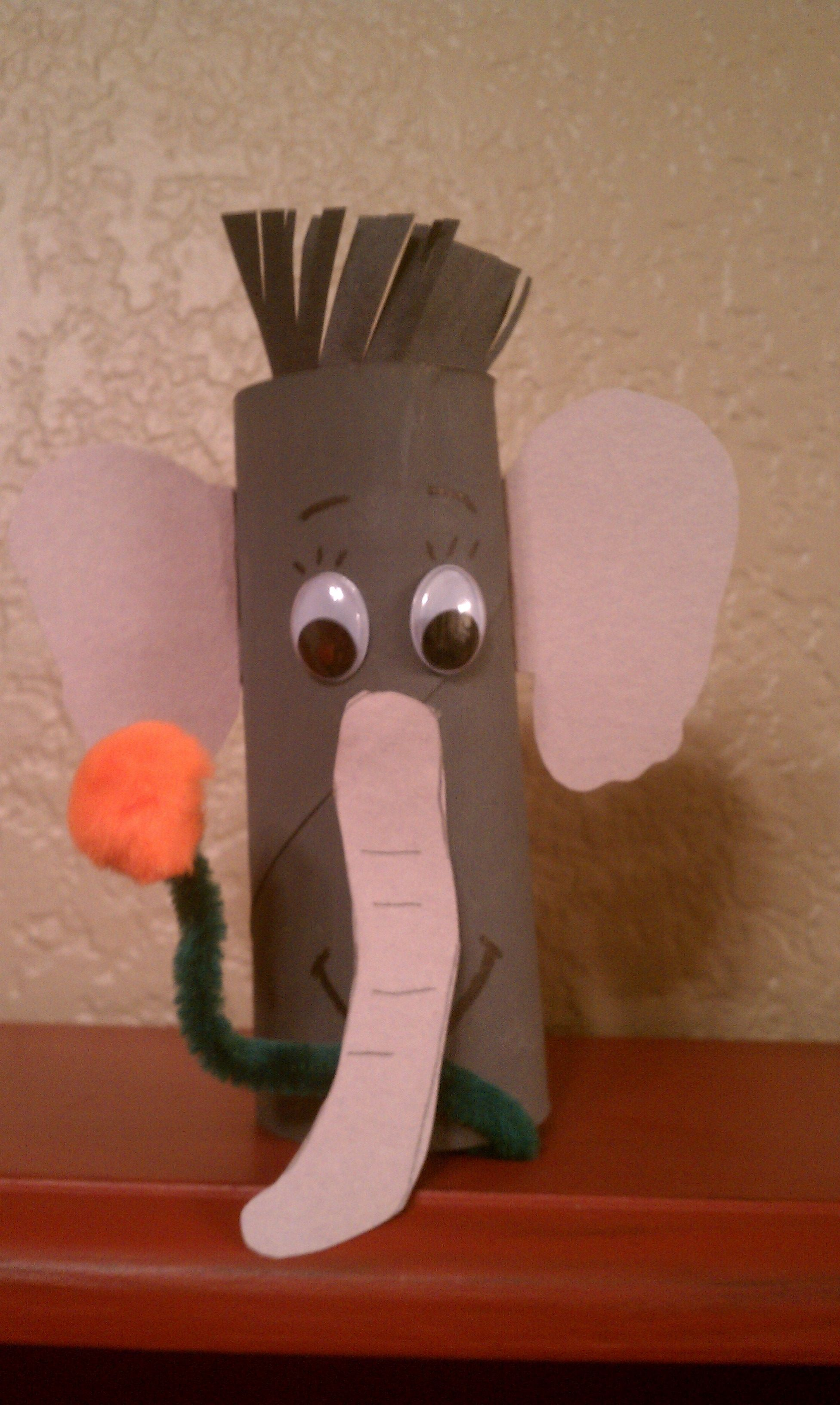 Dr Seuss Horton Hears A Who Toilet Paper Roll I Also