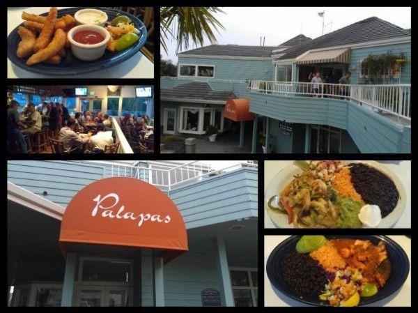 Palapas Restaurant In Aptos California Best Mexican The Santa Cruz