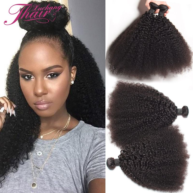 7155 buy here httpsalitemsg 8a unprocessed peruvian kinky curly virgin hair 4 bundles lot cheap natural black afro kinky curls human hair weave extensions for just 7155 pmusecretfo Image collections