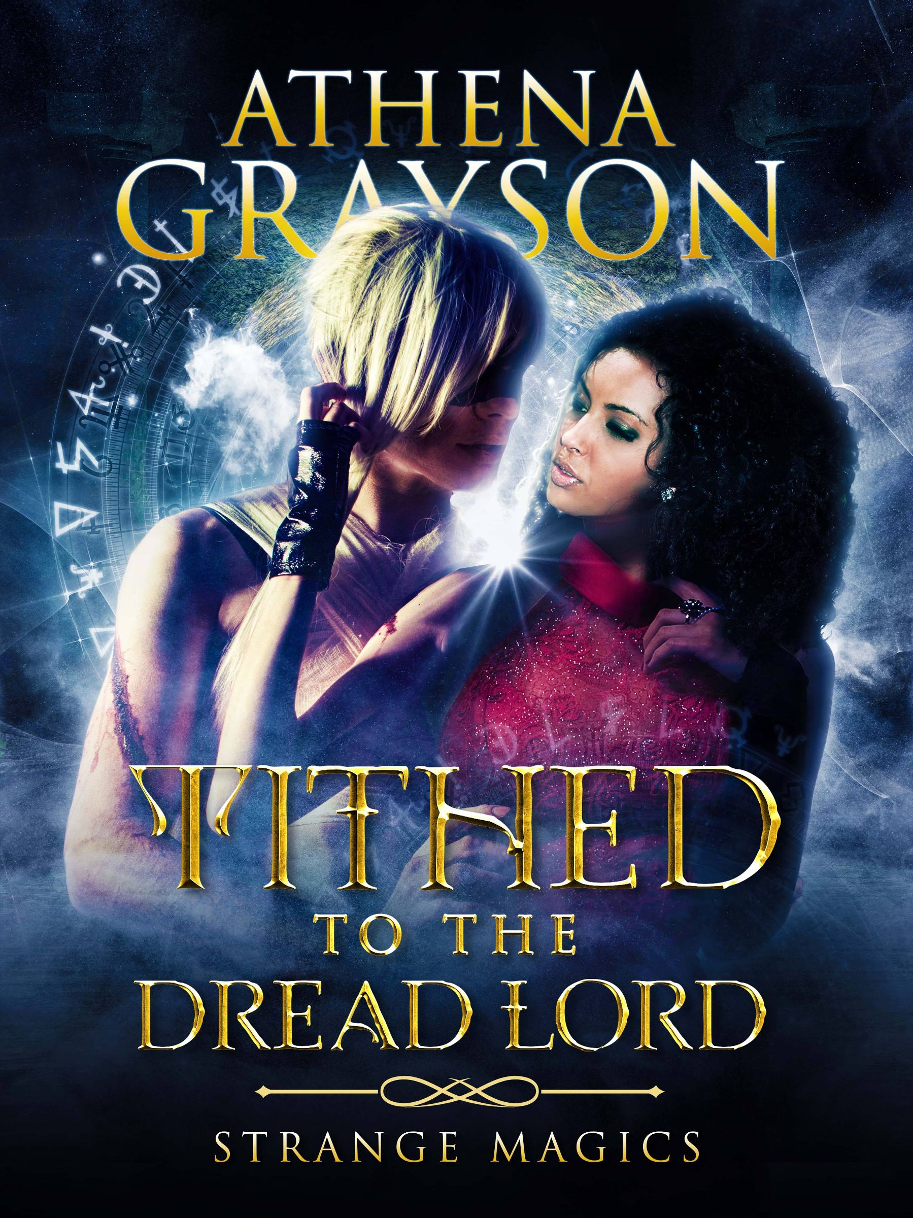 Read an excerpt from Strange Magics: Tithed to the Dread Lord