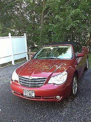 2008 Chrysler Sebring Convertible Chrysler For Sale In