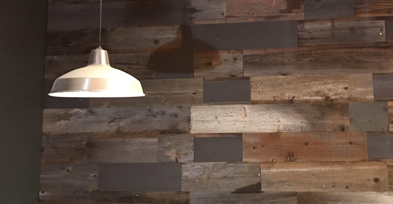 Wood wall decor cool rustic interior design reclaimed wood