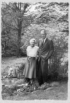 Bill and Lois Wilson, cofounders of AA and AlAnon
