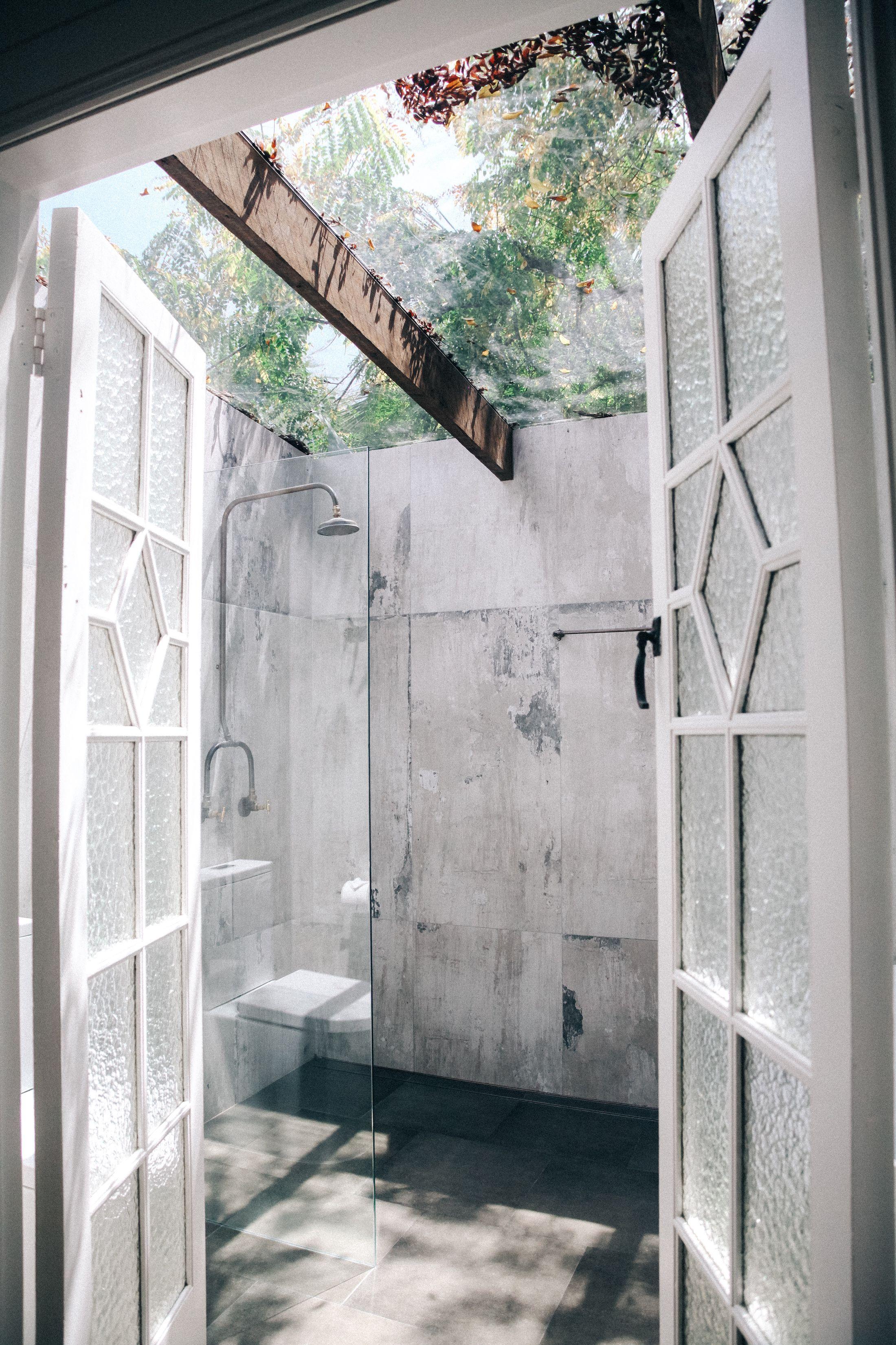 The Bower Barn Tuula In 2019 Indoor Outdoor Bathroom