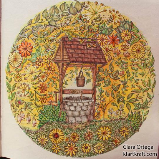 Take A Peek At This Great Artwork On Johanna Basfords Colouring
