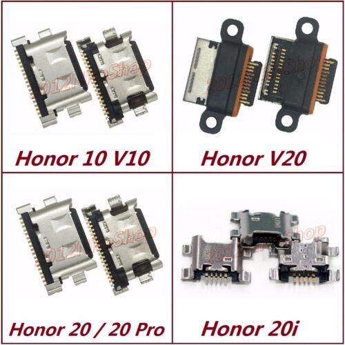 Lot Oem Charging Port Dock Connector For Huawei Honor 10 V10 20 V20 20i 20 Pro Huawei Dock Port