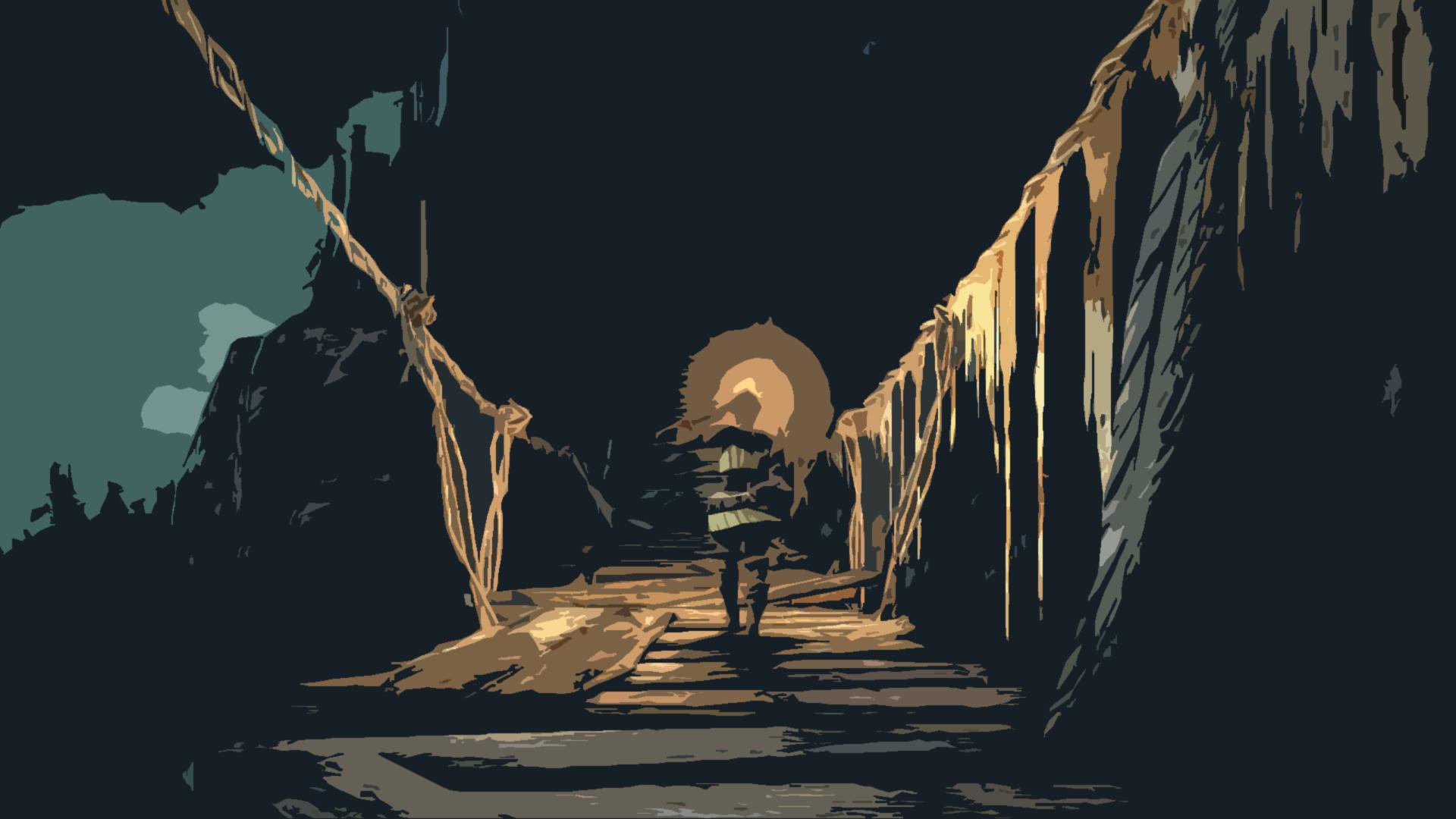 Dark Souls Iii Wallpaper Desktop 2020 Live Wallpaper Hd Dark Souls Wallpaper Dark Souls Bridge Painting