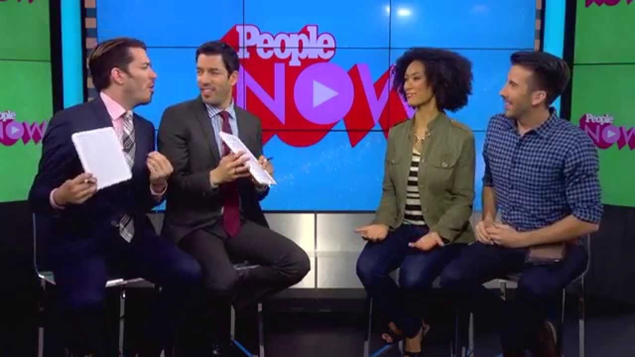 Property Brothers Drew And Jonathan Scott Quiz Each Other People Now You