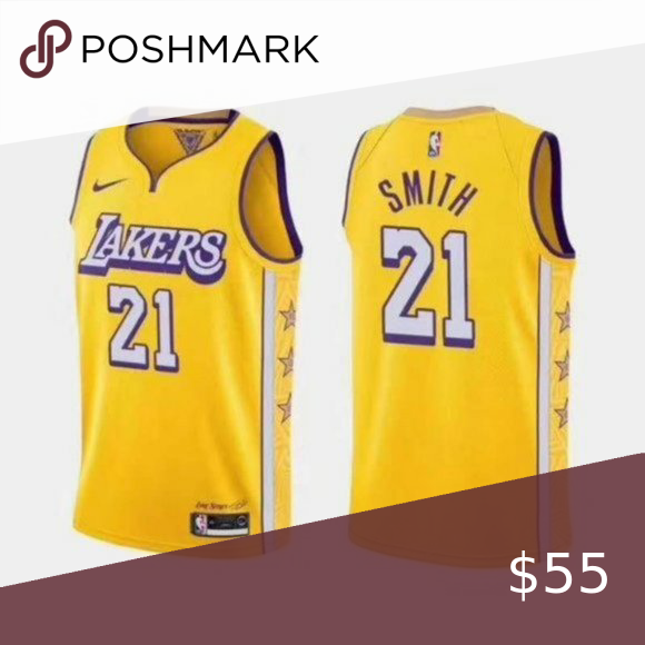 Los Angeles Lakers J R Smith Gold Jersey Welcome New And Old Customers To Place Orders Can Intr In 2020 Los Angeles Lakers Kobe Bryant Michael Jordan Shaquille O Neal
