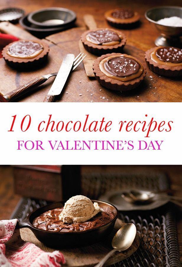 treat your sweetie: 10 valentine's day chocolate desserts, Ideas