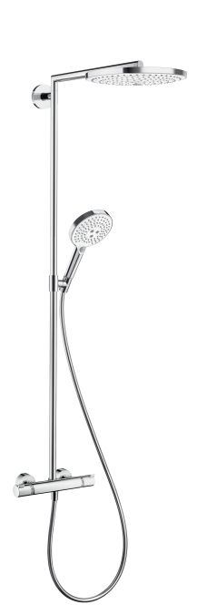 Raindance Select S 300 2jet Showerpipe Hansgrohe