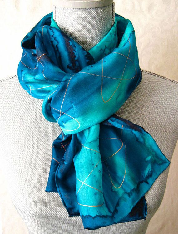 Ocean Silk ~ Medium Sea Silk Shawl Sarong Play Silk